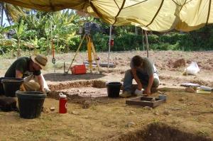 Imagen de las últimas excavaciones