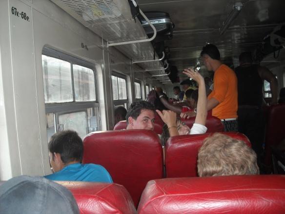 tren Cuba