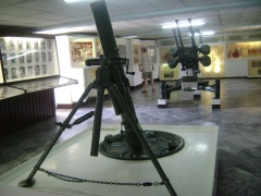 Armamento usado durante la batalla