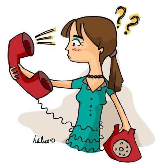 Dibujo de nio hablando por celular  Imagui
