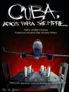 Cuba teatro Alas Buenas